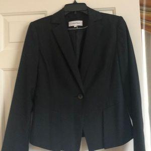 Calvin Klein size 4 NEVER WORN blazer and skirt